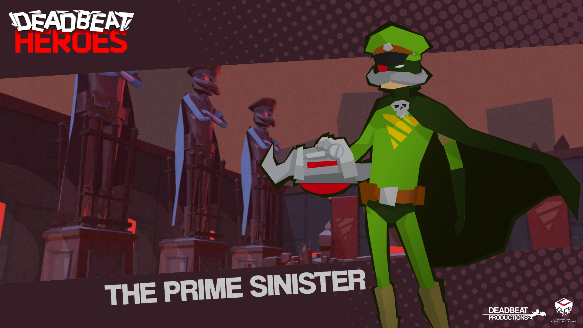 Reward Defeated Prime Sinister
